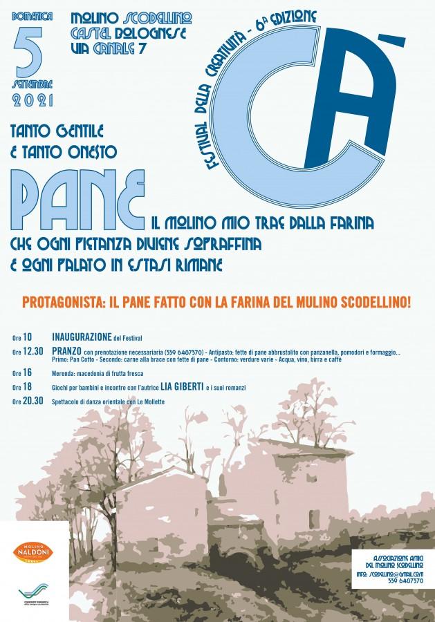 Festival della Creatività - Molino Scodellino