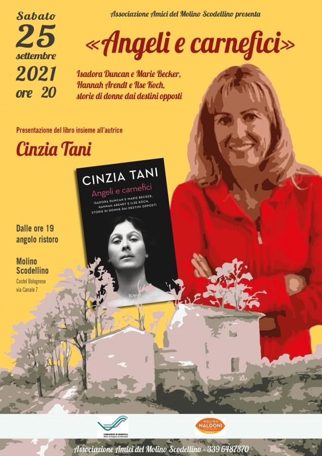 Cinzia Tani al Molino Scodellino