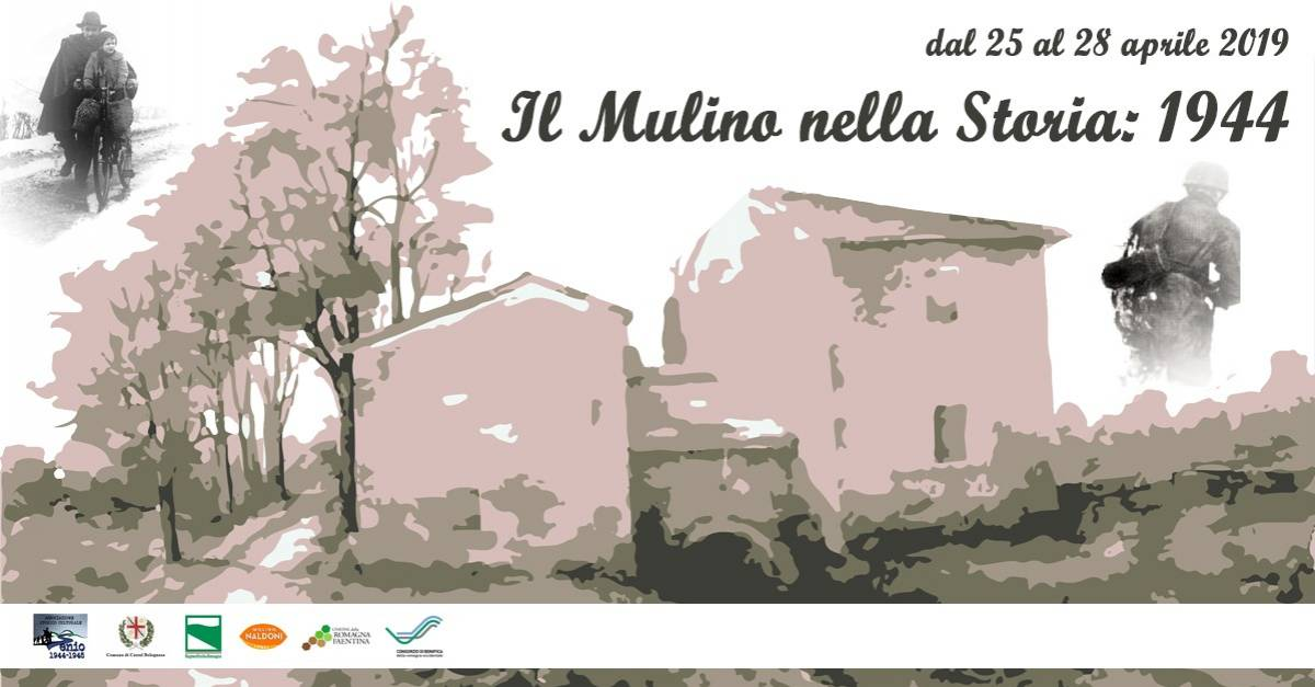 Mulino Scodellino Rievocazione 1944